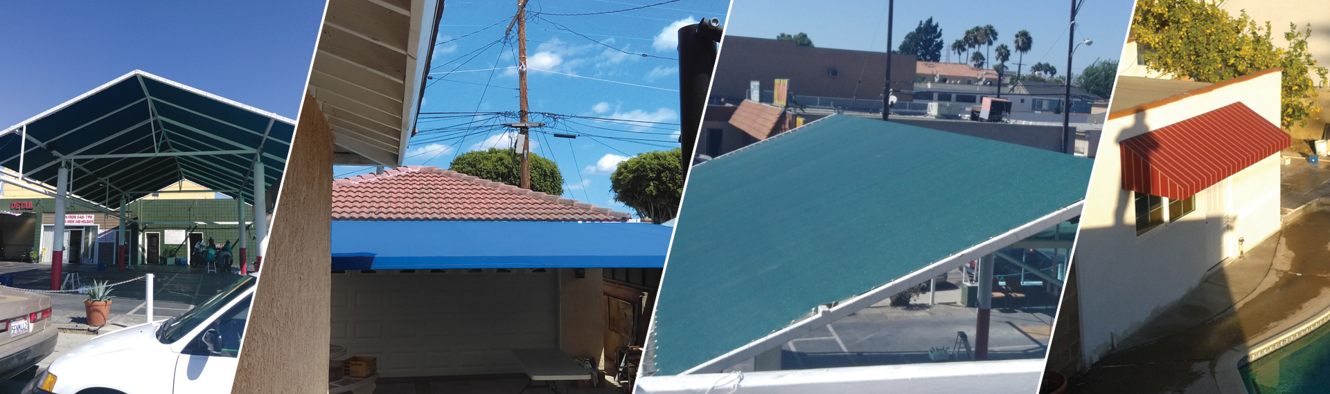 Paxtor Awnings North Hollywood CA