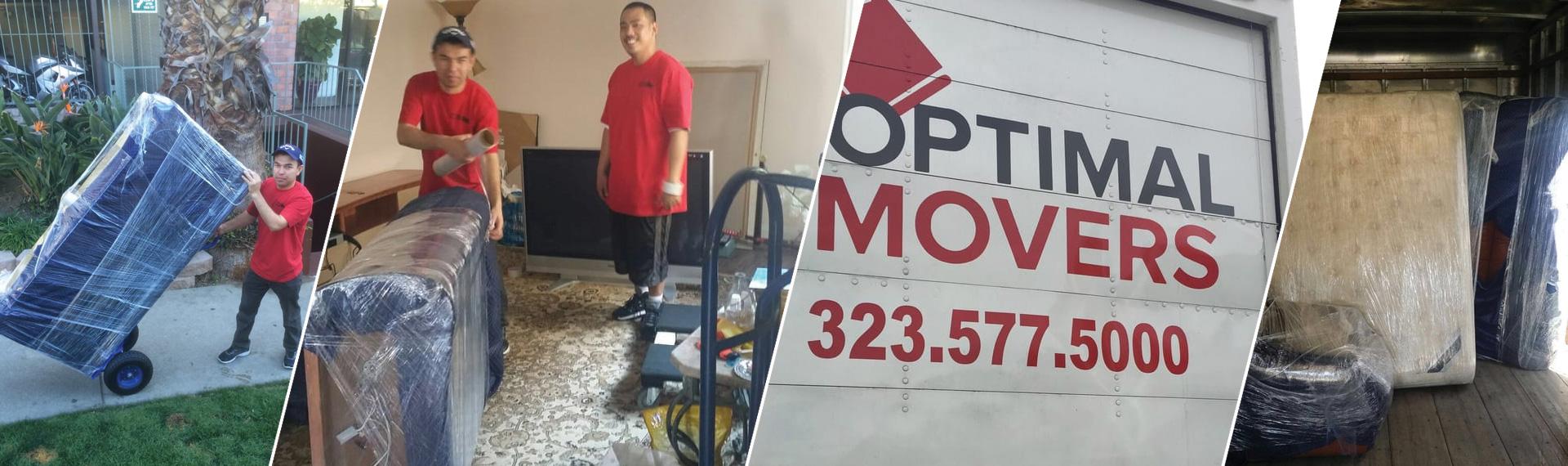 Optimal Movers