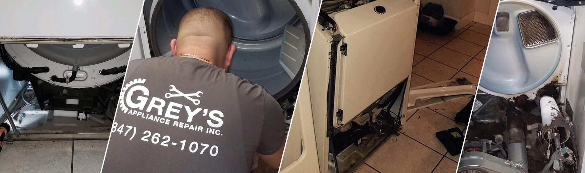 Grey's Appliance Repair INC