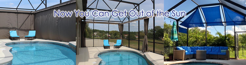 Outdoor Screen Enclosure Curtains Bradenton FL