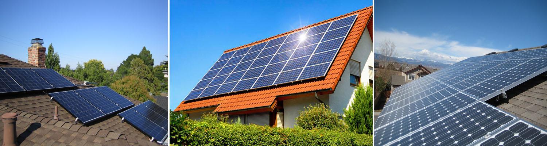 Residential Solar Power System Myrtle Beach SC
