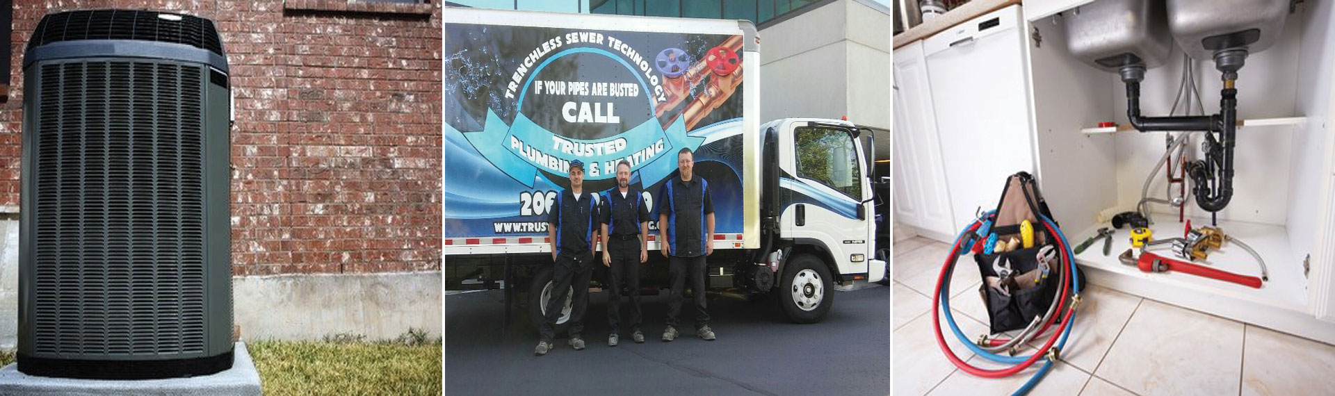 Trusted Plumbing & Heating LLC Sammamish WA