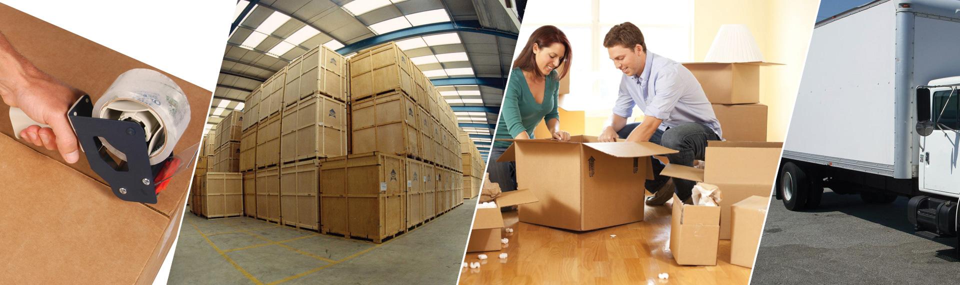 Johnson Moving and Storage Alexandria VA