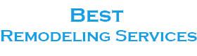 Best Remodeling Services