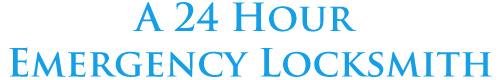 A 24 Hour Emergency Locksmith