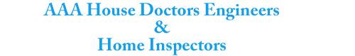AAA House Doctors Engineers & Home Inspectors Sayreville NJ