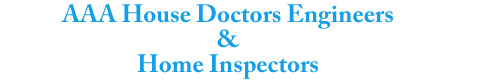 AAA House Doctors Engineers & Home Inspectors Highland Park NJ
