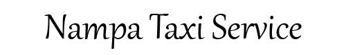 Nampa Taxi Service Nampa ID