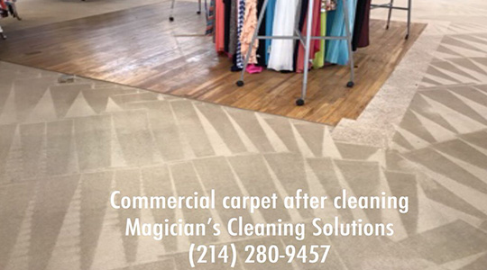 Commercial Carpet Cleaning Service Garland TX