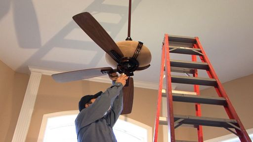 Ceiling Fans Installation San Fernando Valley LA