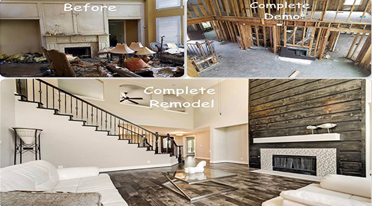 Fire Damage Restoration Houston TX