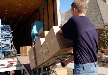Unloading Help Washignton DC