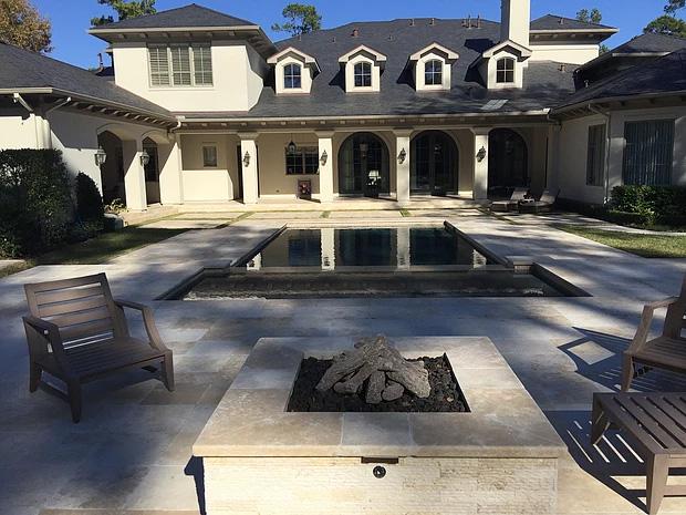 New Pool Construction Cypress TX