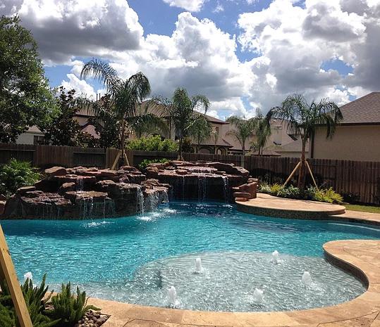 Build A Pool Cypress TX