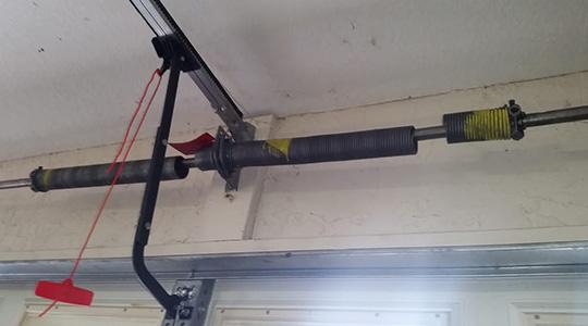 Broken Garage Door Springs Oviedo FL