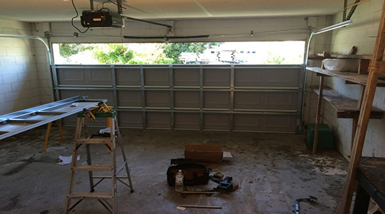 Affordable Garage Door Broken Springs Repair Oviedo FL