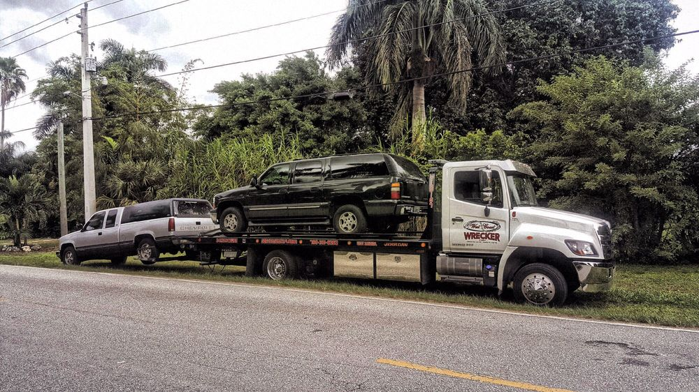 Towing Services Cutler Bay FL