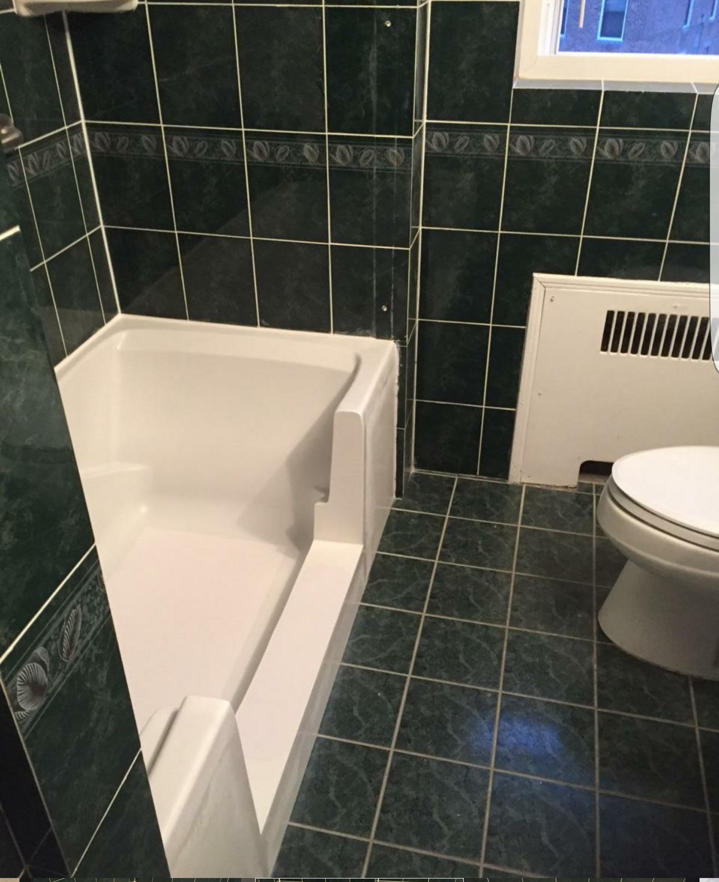 Bathtub Access Providence RI