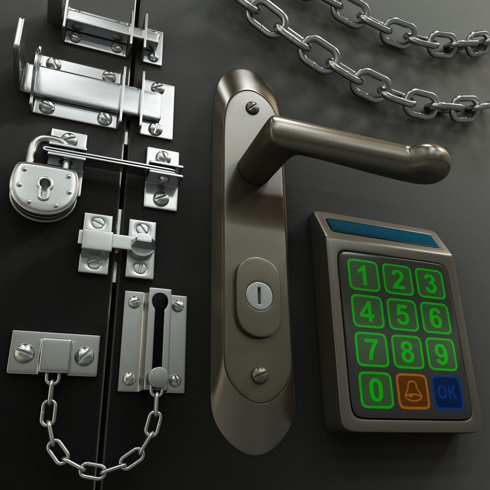High Security Locks Bedford Stuyvesant NY