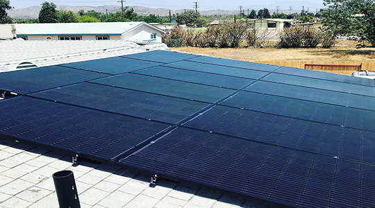 Solar Battery Storage Installation Monterey Park CA