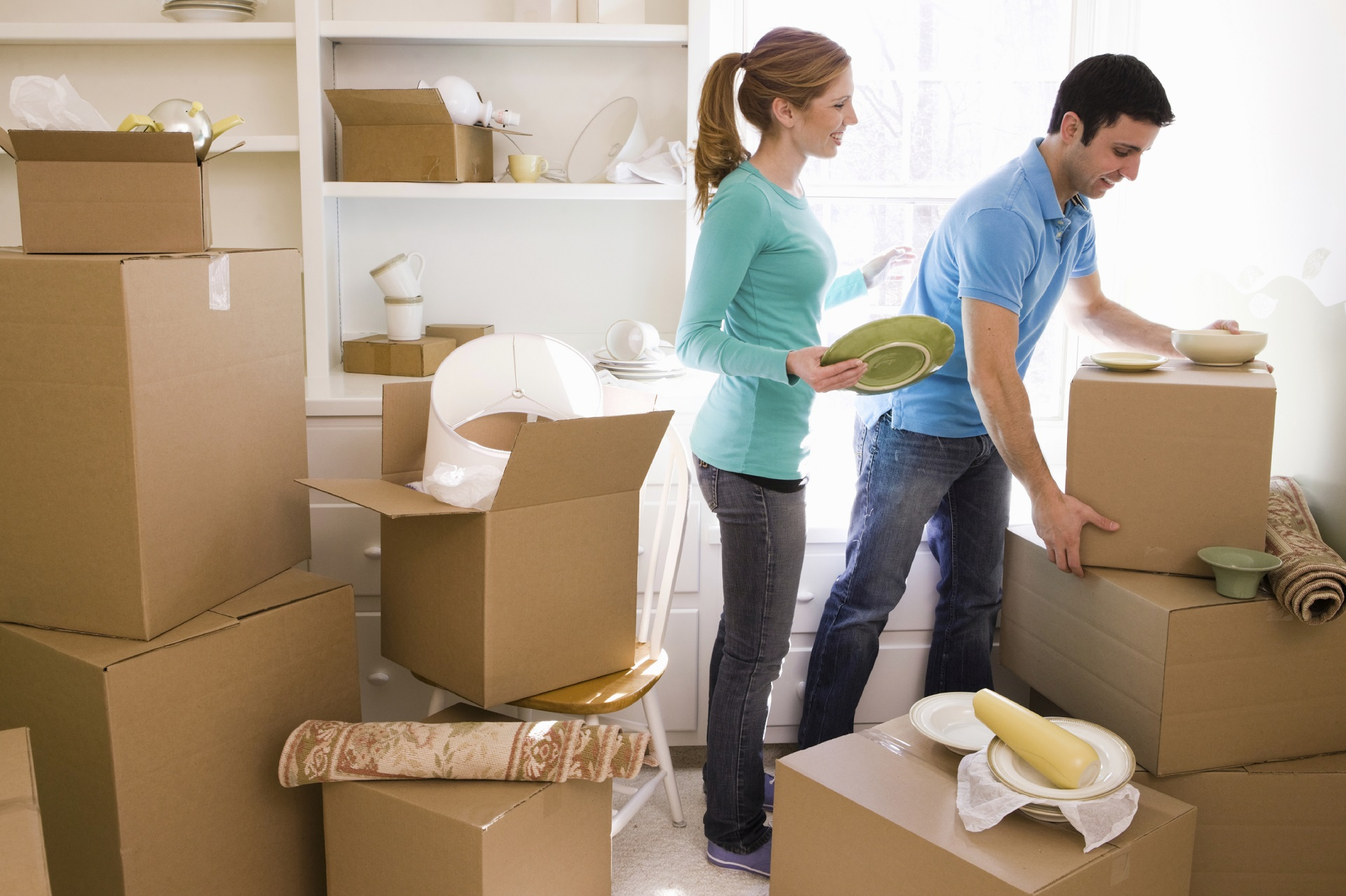 Residential Moving Fremont CA