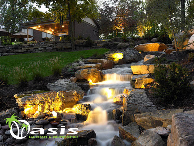 Outdoor Lighting Granite Bay CA