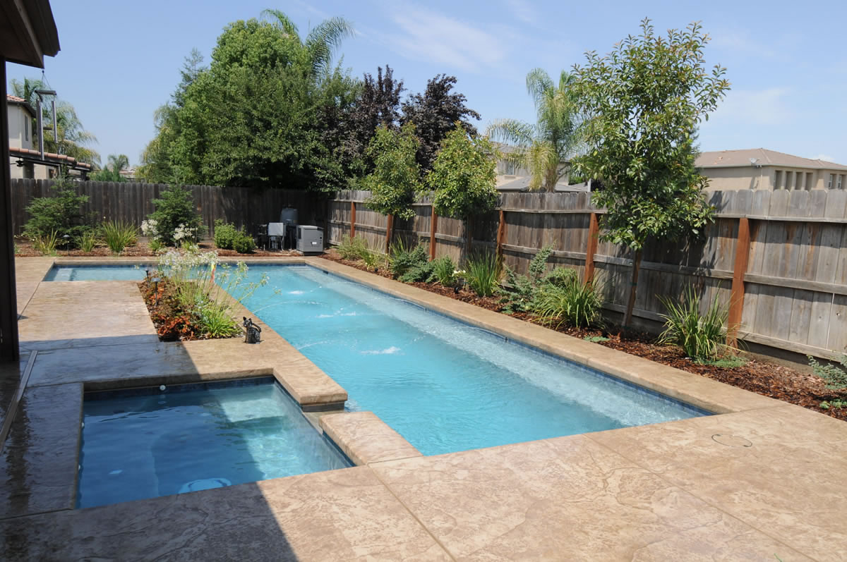 Pool Building Contractor Granite Bay CA
