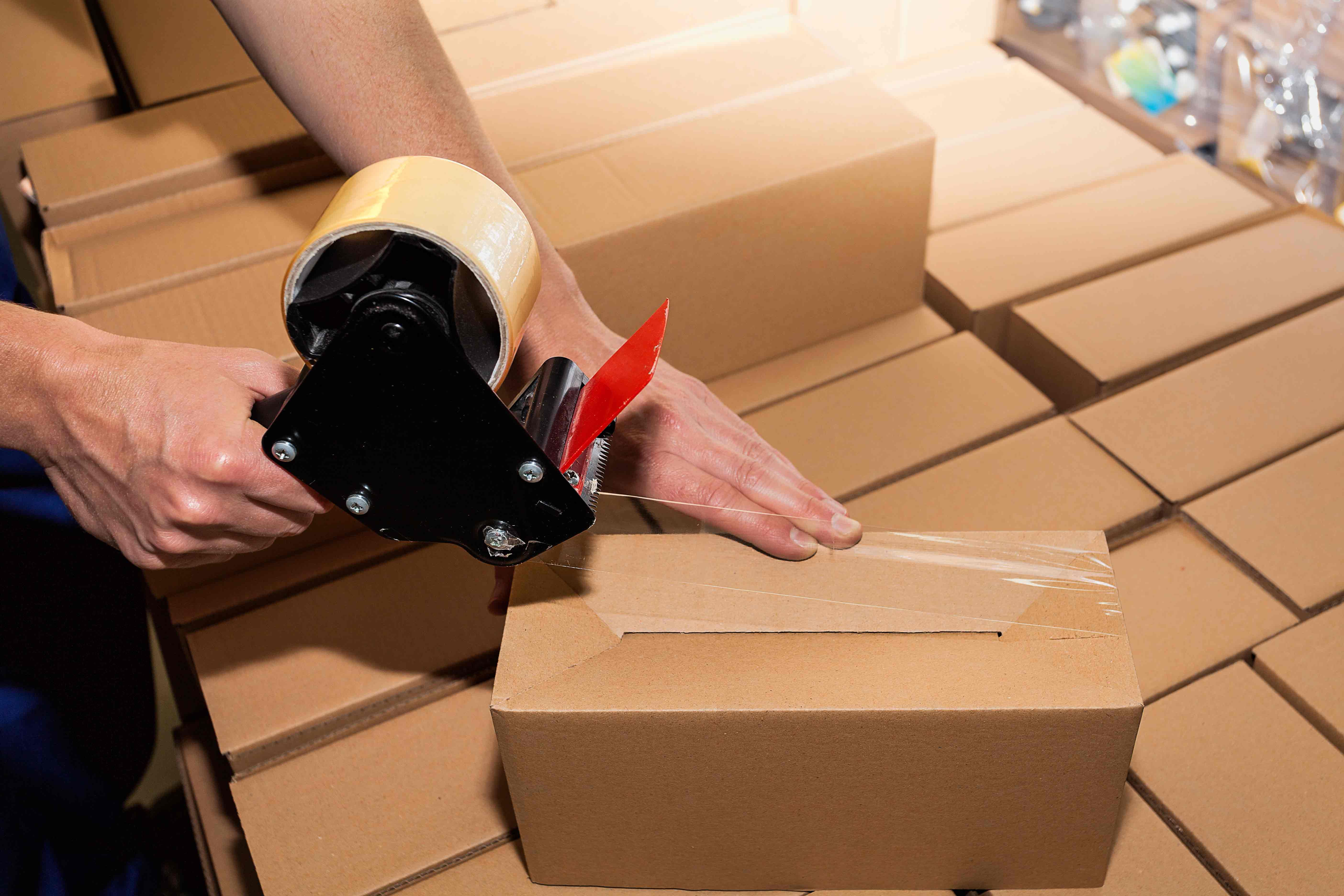 Packing Services Utica MI