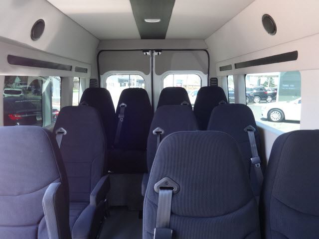 12 passenger shuttle Richmond TX