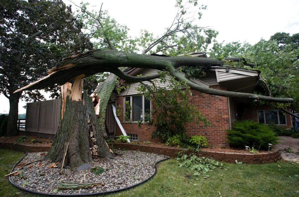 Storm Damage Restoration Chamblee GA