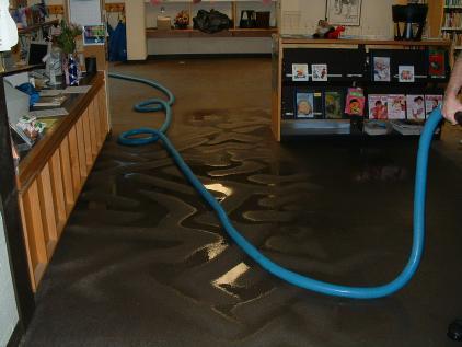 Flood Damage Repair Decatur GA