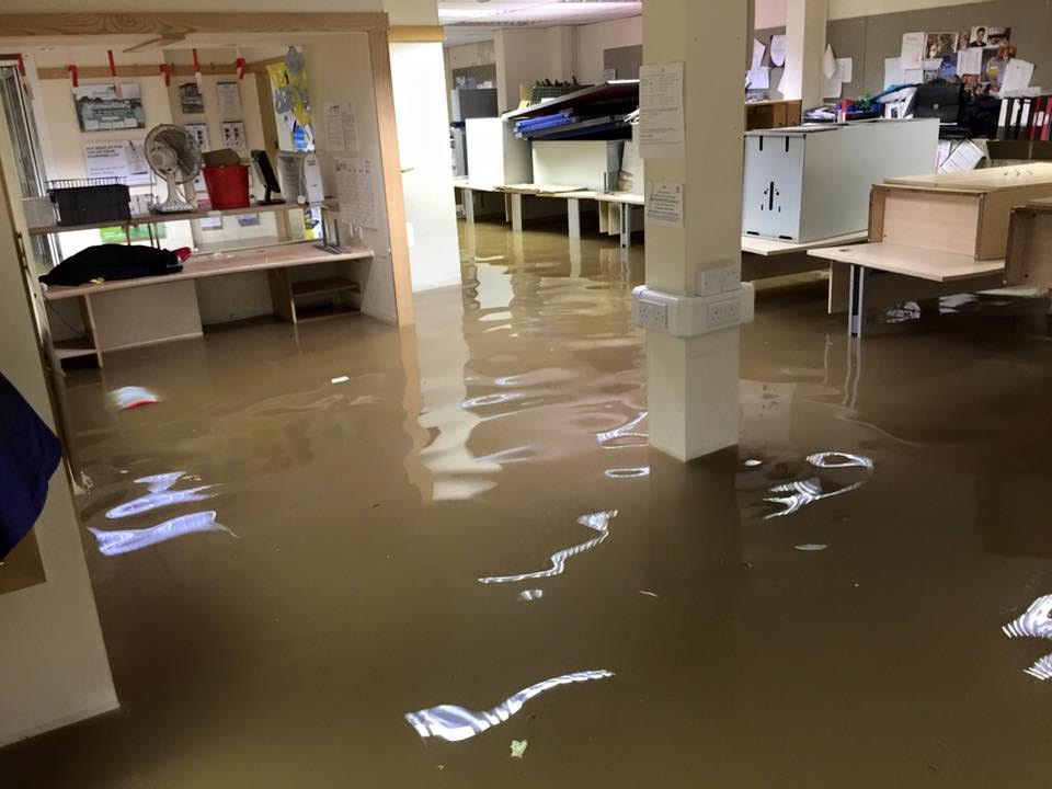 Commercial Water Damage Stone Mountain GA