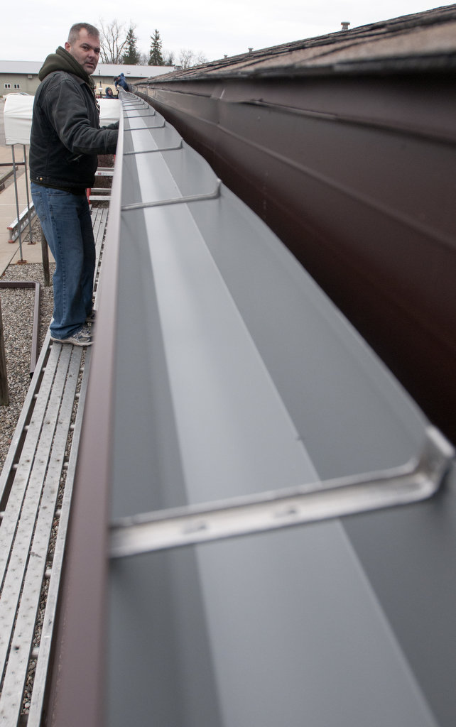 Seamless Gutter Installation Hilliard OH
