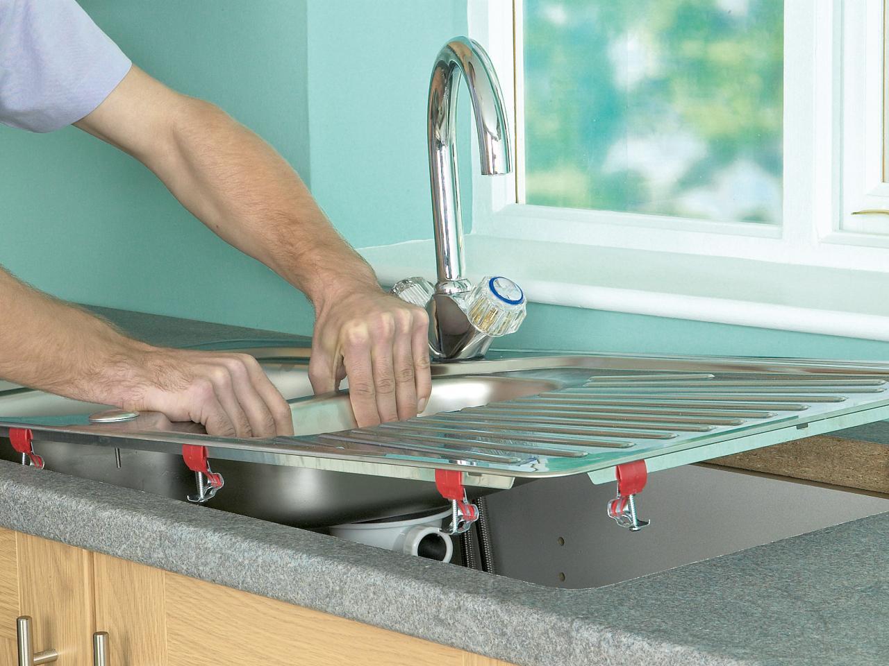 Kitchen Sink Installation Carlsbad CA