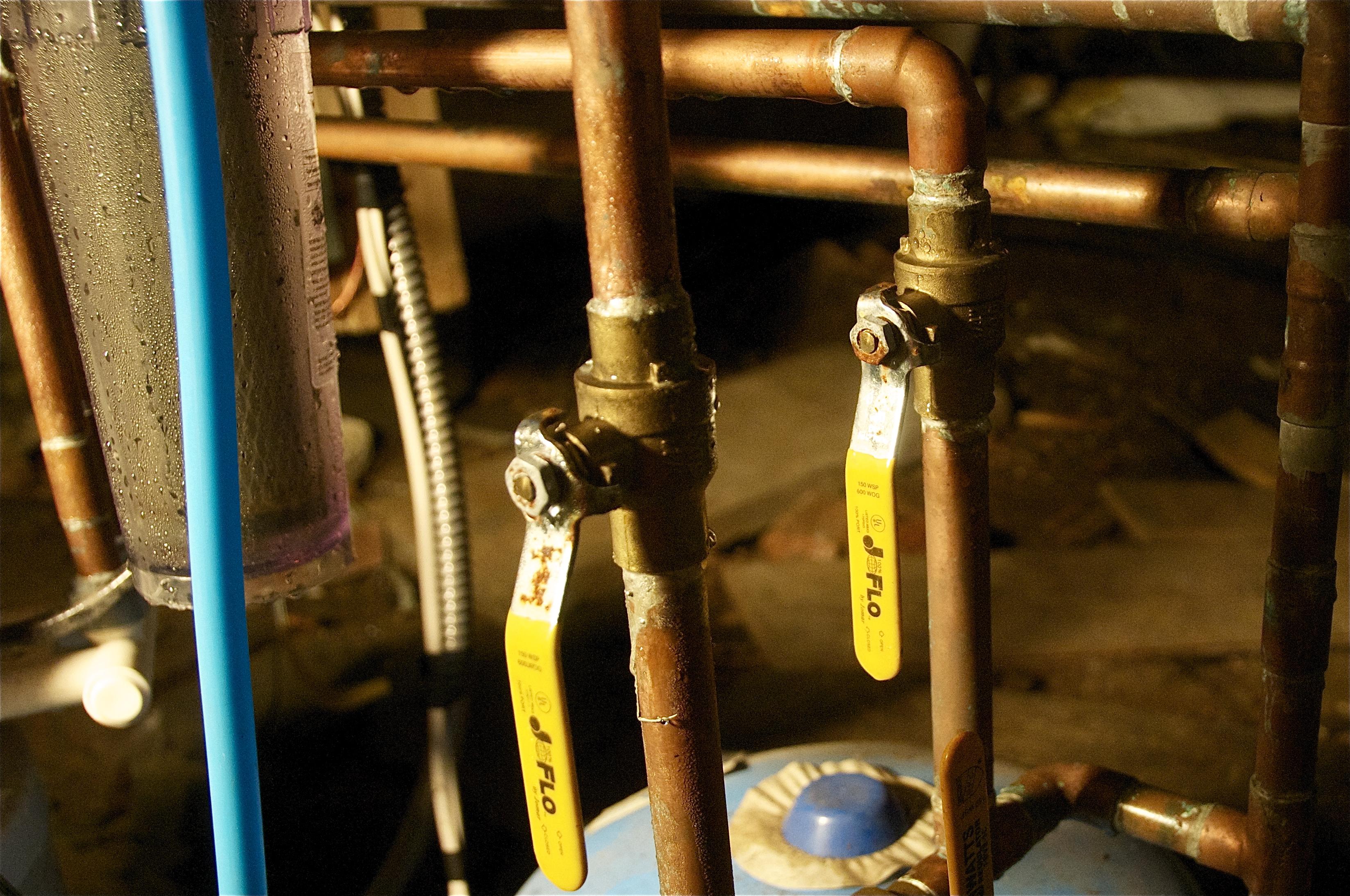 Pipe Installation Carlsbad CA