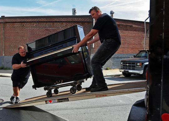 Piano Moving North Hollywood CA