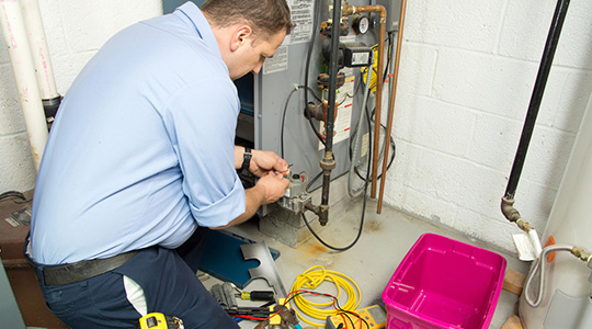 Thermostat Installation Fenton MO