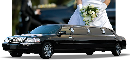 Wedding Limo SFO Airport CA