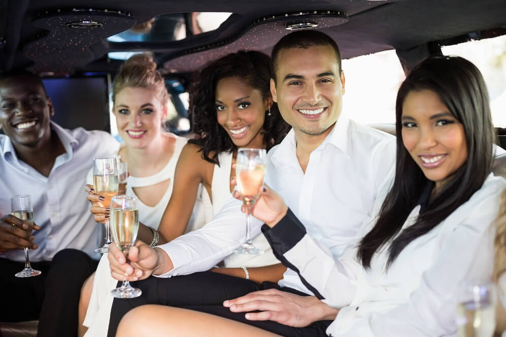 Bachelor Party Limo SJC Airport CA