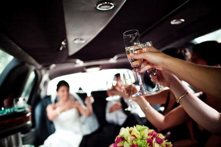 Wedding Limo Milton MA