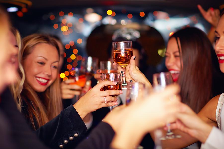 Bachelor Party Limo Boston MA