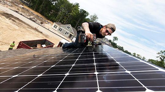 Solar Panels For Office Myrtle Beach SC