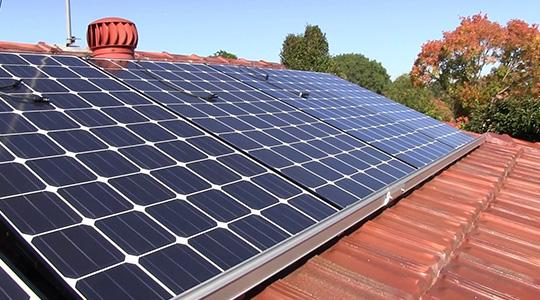 Solar Attic Fan Install Myrtle Beach SC