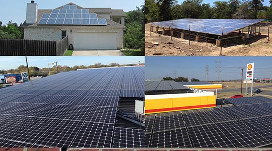 Residential Solar Panels For Sale Seguin TX