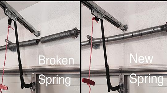 Local Garage Door Repair Spring TX