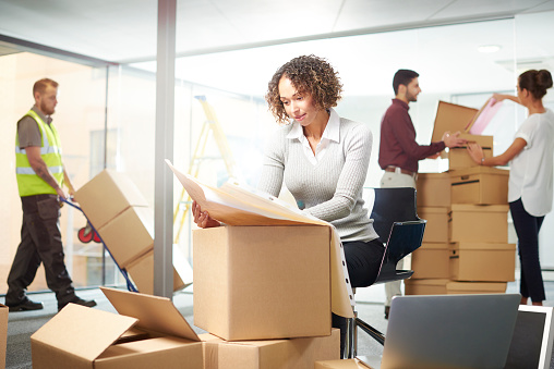 Commercial Movers in Rockville MD
