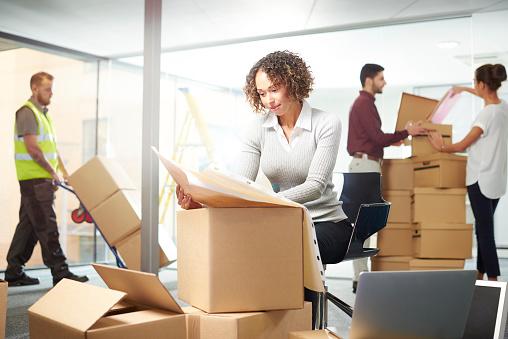 Commercial Movers in Arlington VA
