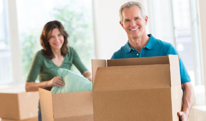 Residential Movers in Arlington VA