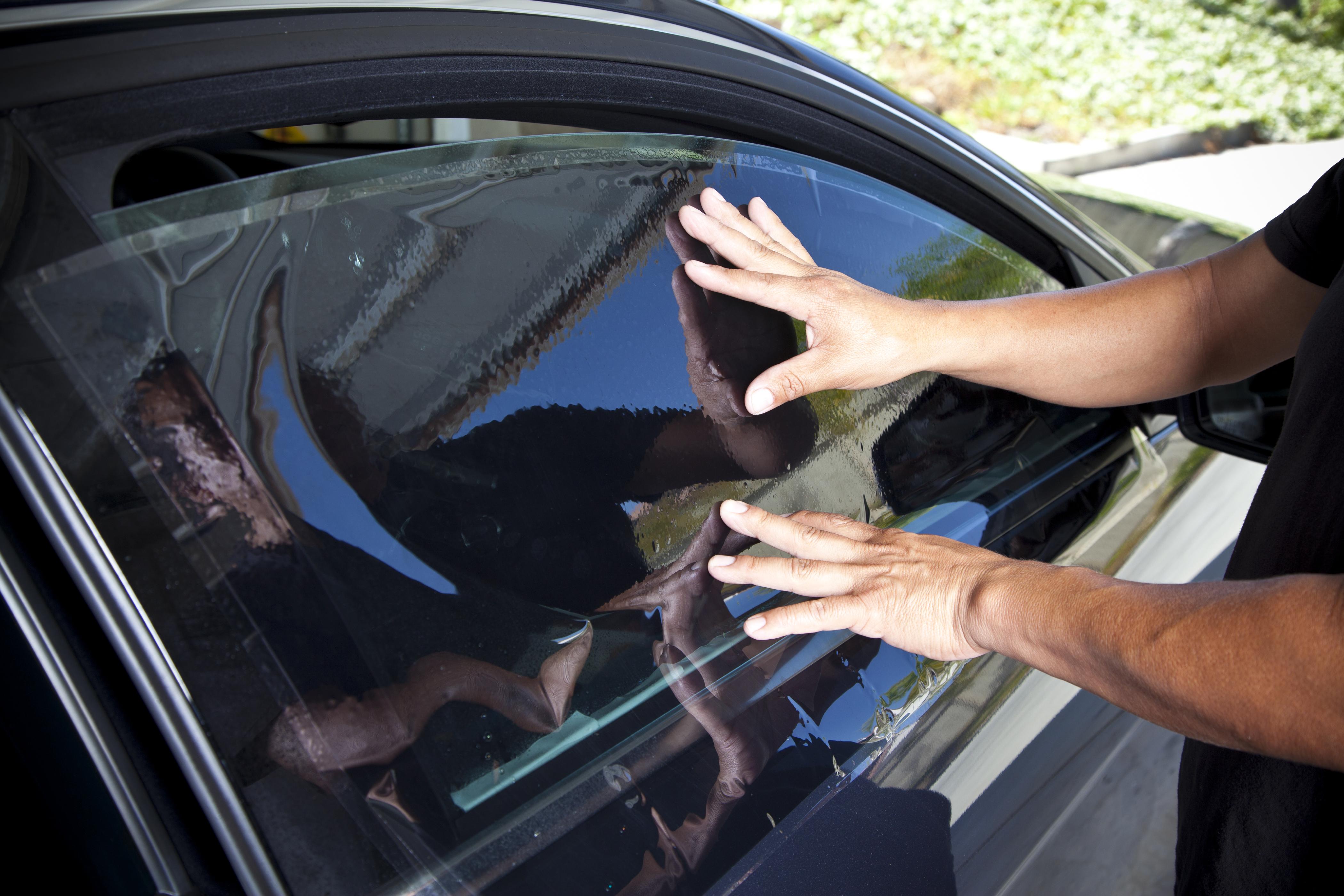 Vehicle Window Tint
