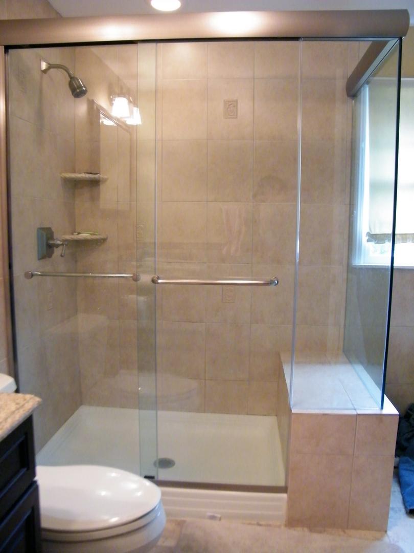 Shower Glass Polishing Davidson NC
